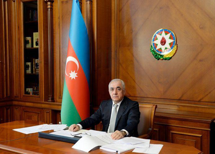 Состоялось первое заседание Государственной комиссии по оценке и ликвидации ущерба, нанесенного в результате агрессии Армении