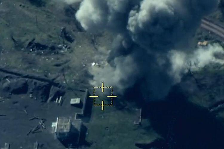 На Ходжавендском направлении фронта уничтожена живая сила противника - ВИДЕО