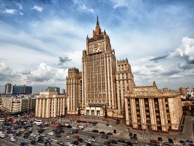 МИД РФ  прокомментировало заявление МИД Азербайджана об инциденте со сбитым российским вертолетом