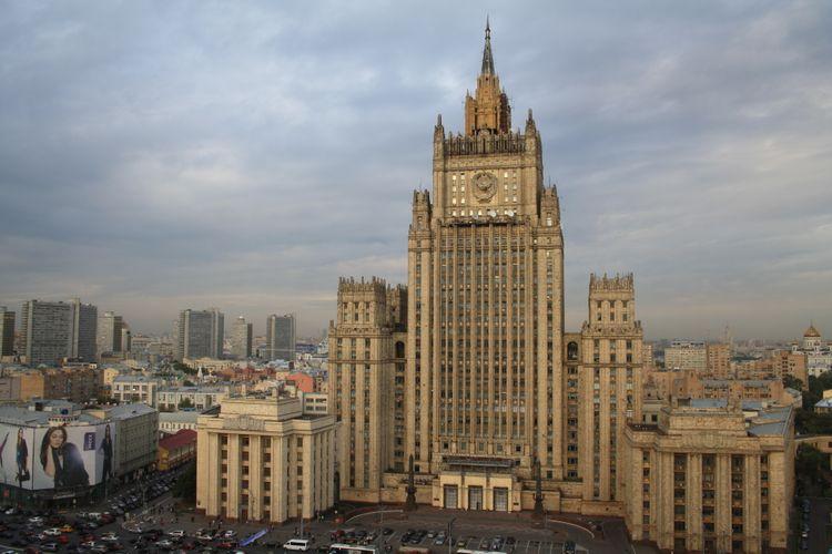 Russian MFA comments on statement by Azerbaijan MFA on downing of Russian Mi-24
