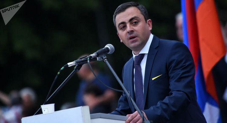"""Ermənistanın """"Daşnaktsutyun"""" və bir sıra partiyaları Paşinyanın istefasını tələb edirlər"""
