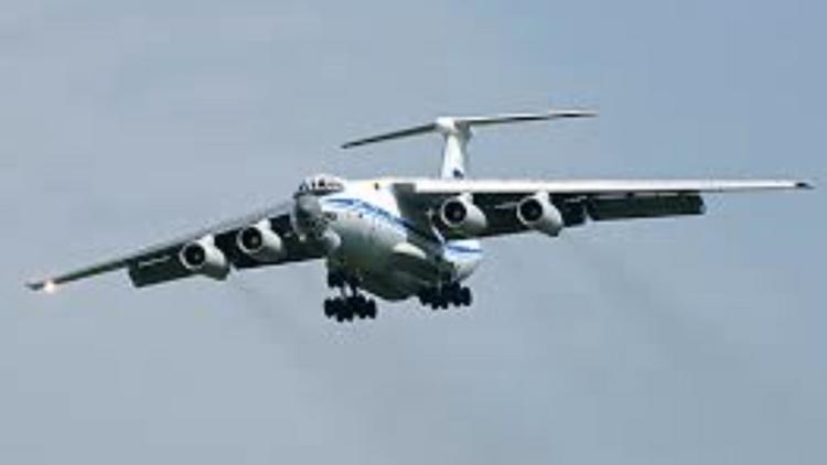 Девять самолетов с российскими миротворцами вылетели в Карабах