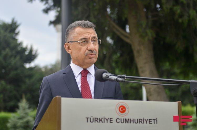 "Fuat Oktay: ""Now Garabagh is Azerbaijan"""