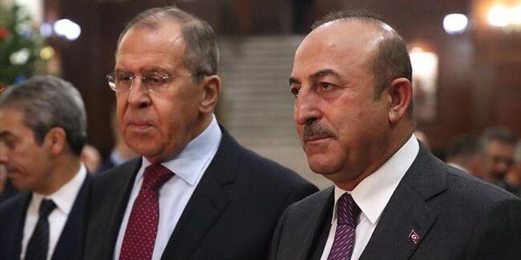 Turkish and Russian FMs discuss Nagorno Garabagh