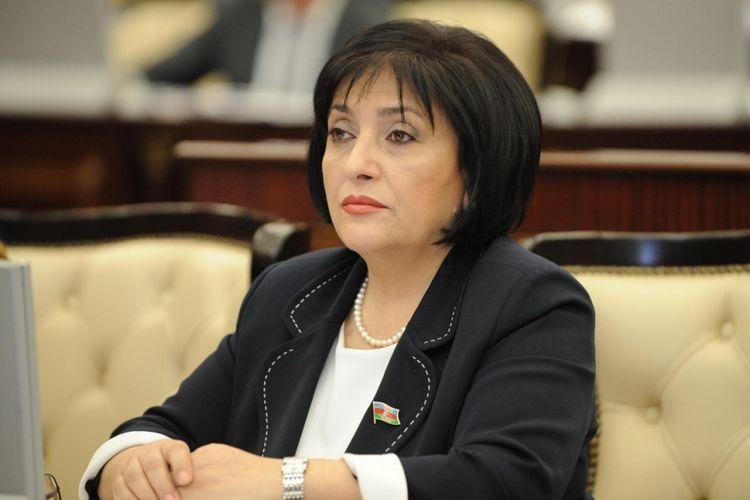 """Sahibə Qafarova: """"Bu zəfər Azərbaycan xalqının, onun Liderinin və Ordusunun gücünü bütün dünyaya göstərdi"""""""