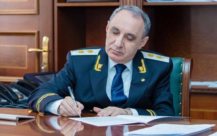 Кямран Алиев направил письмо Верховному комиссару ООН по правам человека