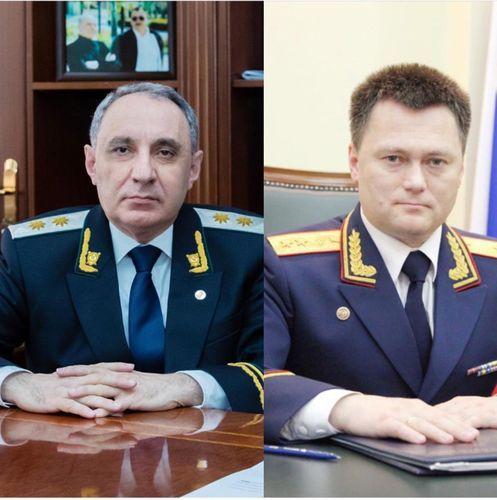 По факту крушения российского вертолета Ми-24 возбуждено уголовное дело
