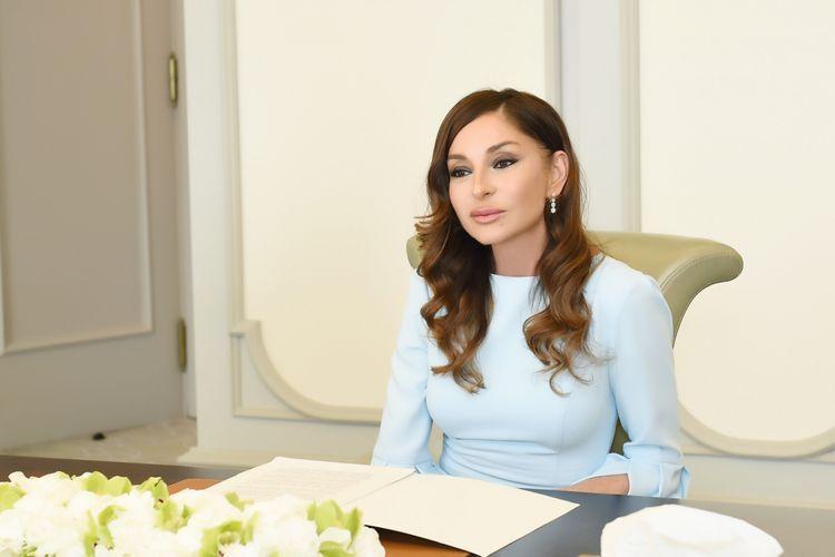 "Mehriban Aliyeva: ""The territorial integrity of the Republic of Azerbaijan is restored!"" - VIDEO"