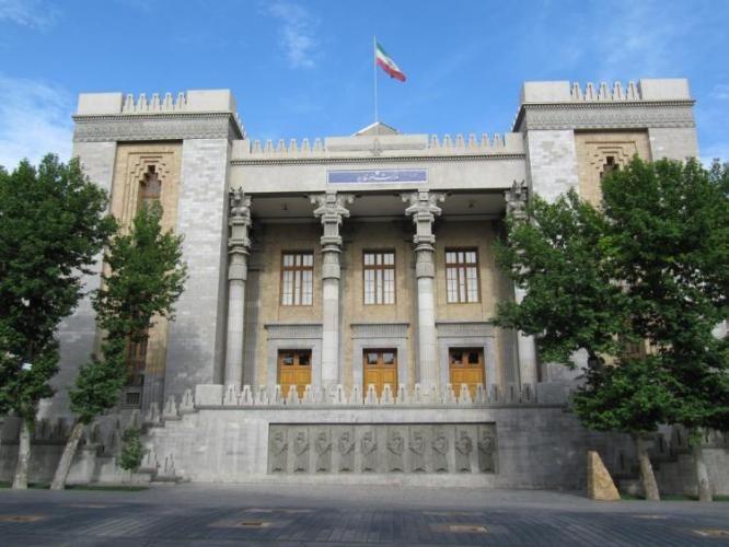 İran XİN: Azərbaycan və Ermənistan arasında imzalanan razılaşmanı müsbət qarşılayırıq