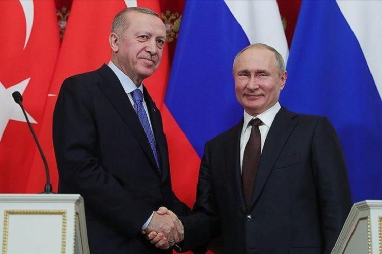 Erdogan and Putin had a telephone conversation