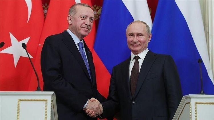 Эрдоган и Путин обсудили Карабах