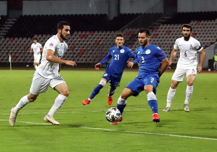 Azərbaycan milli komandası Sloveniya ilə qarşılaşacaq
