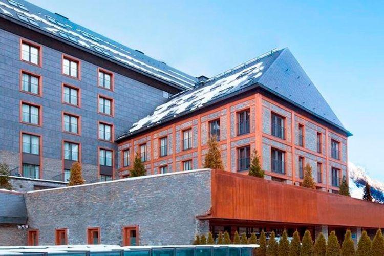 Lionel Messinin 4-cü oteli açılır