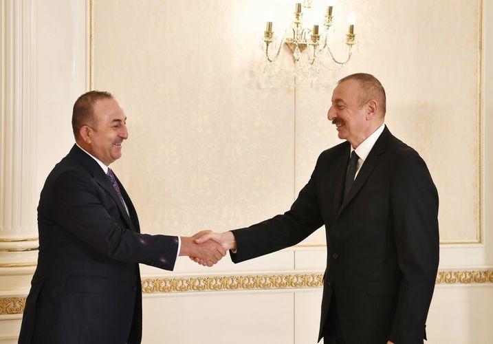 Мевлют Чавушоглу: Героическая Азербайджанская армия под Вашим руководством, руководством Верховного главнокомандующего показала силу тюркской нации