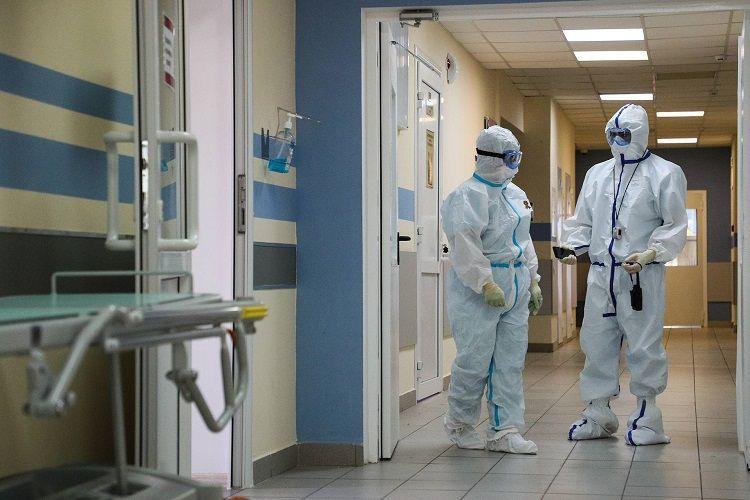 Moskvada koronavirusdan ölənlərin sayı 7,5 mini keçib