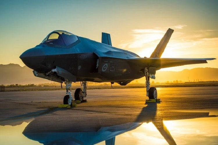 U.S. plans sale of F-35 fighter jets to UAE in $23B arms deal