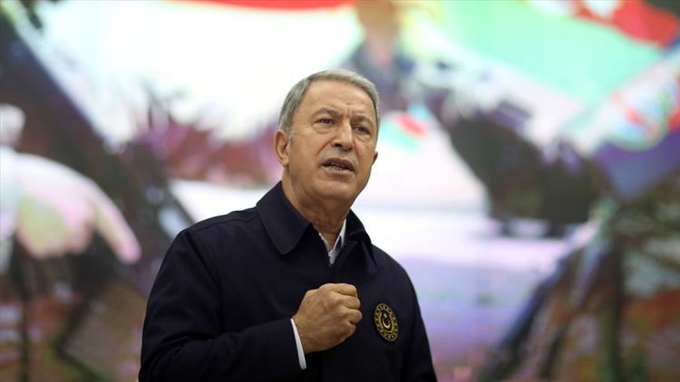 """Turkish Defense Minister: """"Azerbaijani Army demonstrated its power to the whole world"""""""