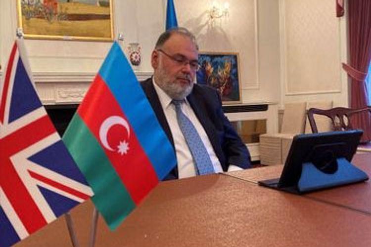 Боб Блэкмен: Это большая победа Азербайджана