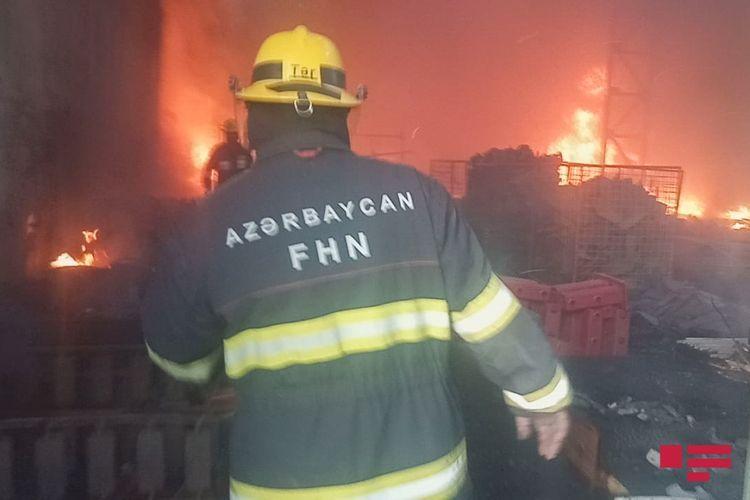 2 children lost their life in fire broken out in Azerbaijan's Lankaran