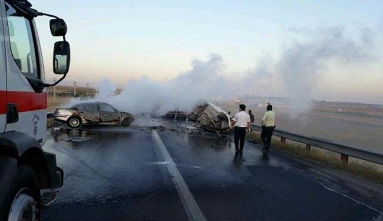 Ötən gün yol qəzalarında 6 nəfər ölüb
