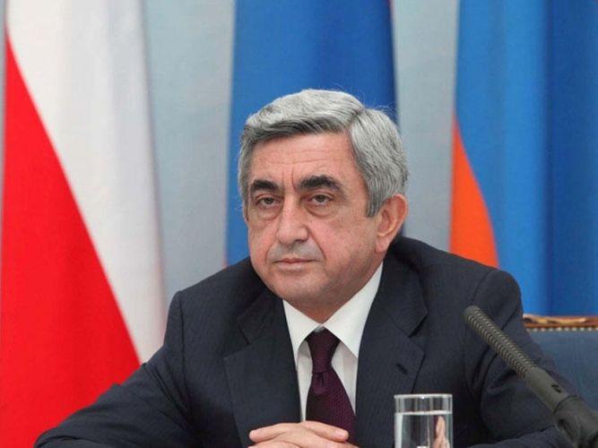 Serj Sarkisyan Ermənistan Milli Təhlükəsizlik Xidmətinə çağırılıb