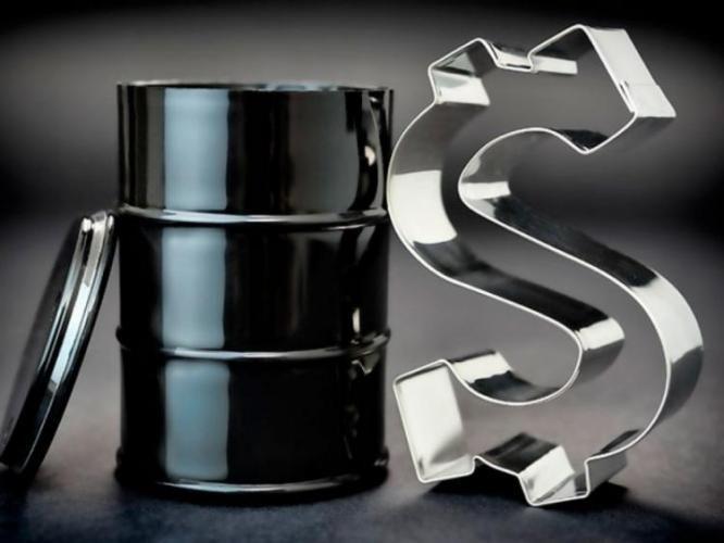 Стоимость нефти марки «Brent» превысила 45 долларов