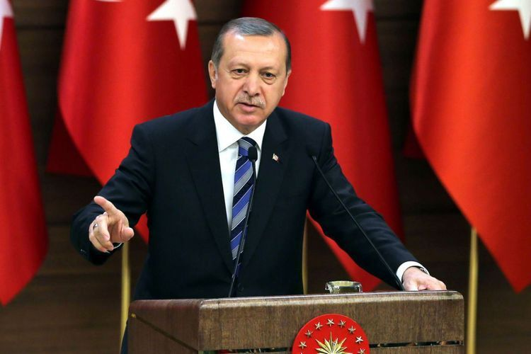 """Erdogan: """"We will have closer, much stronger cooperation with Azerbaijan from now, construct our joint future together"""""""