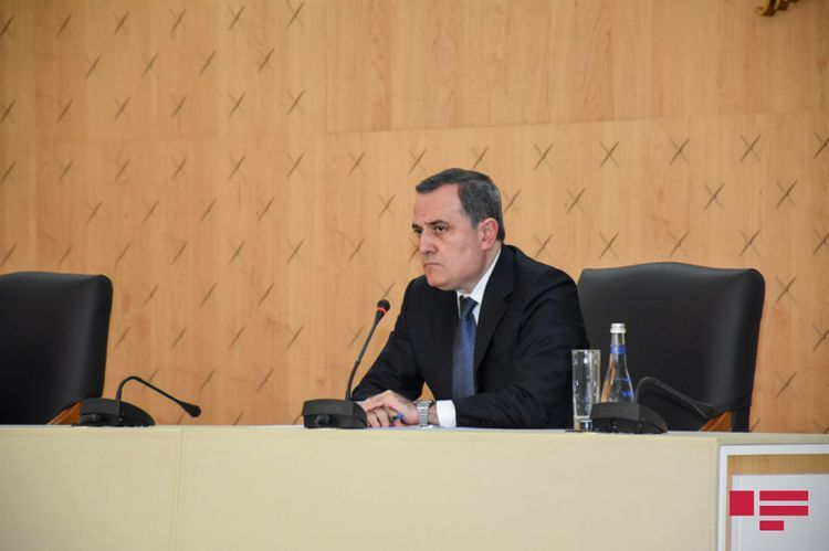 Министр: Территориальная целостность Азербайджана никогда не была предметом переговоров