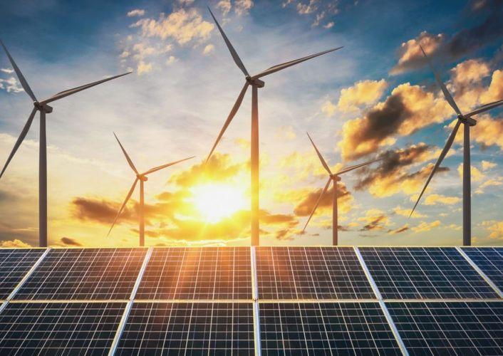 Bərpa olunan mənbələrdən elektrik enerjisinin qlobal istehsalı bu il 7% artacaq