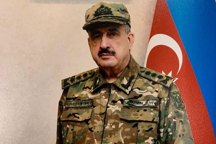 """Maharram Aliyev: """"There is a whole Karabakh, which, like our other regions, is an integral part of Azerbaijan"""""""