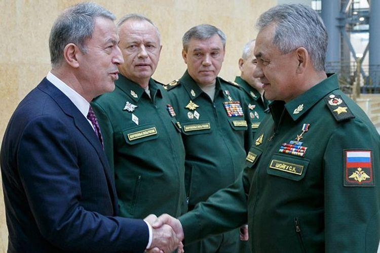 Россия и Турция подписали меморандум о создании центра по Карабаху