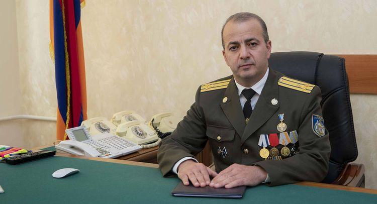Ermənistanın yeni təyin edilmiş MTX-nin rəisi ürək tutmasından xəstəxanaya yerləşdirilib