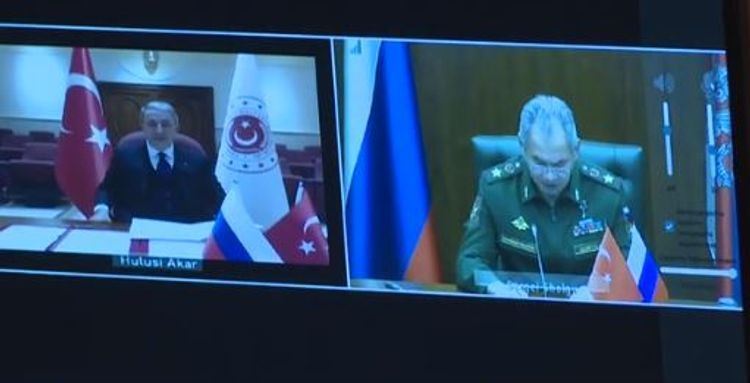 Russian and Turkish Defense Ministers signed MoU on the establishment of a joint center to control the ceasefire in Nagorno-Karabakh - VIDEO