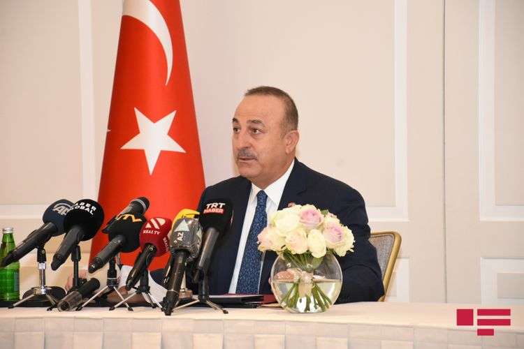 """Cavusoglu: """"Turkey will play the same role as Russia in the ceasefire monitoring center"""""""