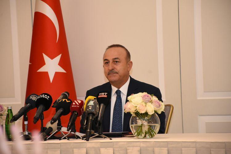 Глава МИД Турции: Силу Азербайджана увидели и друзья, и враги