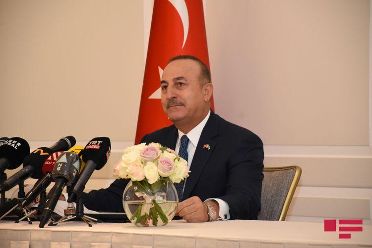 Чавушоглу: Нахчыванским коридором в первую очередь воспользуются Азербайджан, Турция и другие страны региона