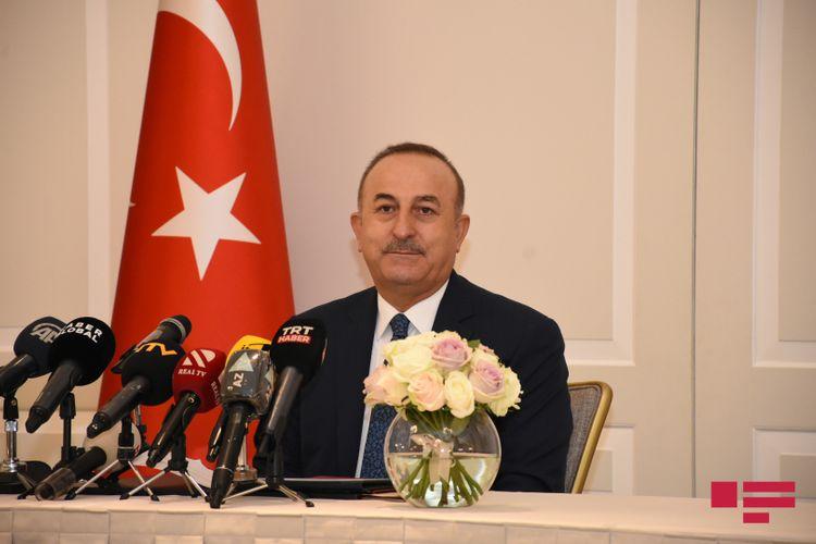 Чавушоглу: Турция и впредь будет находиться рядом с Азербайджаном