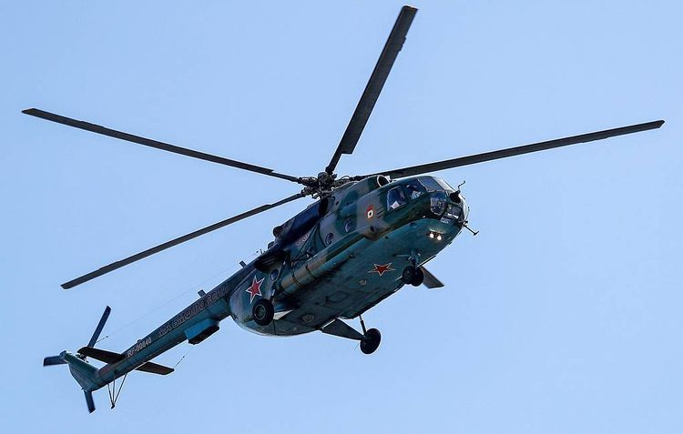 Russian helicopters to be involved in peacekeeping operation in Nagorno-Karabakh