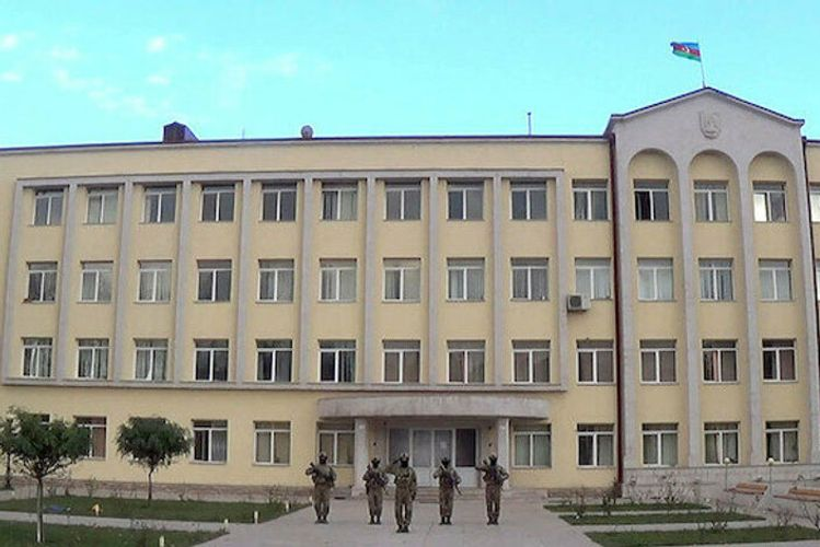 Şuşa Polis Şöbəsi Şuşa şəhərinə köçürülüb, komendant təyin olunub