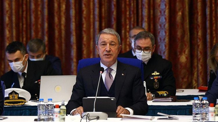 Turkey to be represented in joint peacekeeping mission in Nagorno Karabakh, says Hulusi Akar