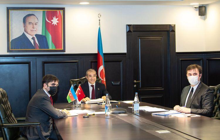 Обсуждено азербайджано-турецкое экономическое сотрудничество - ФОТО
