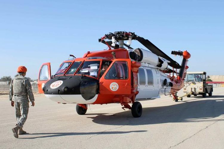 Eight peacekeepers, including six Americans, killed in Sinai helicopter crash