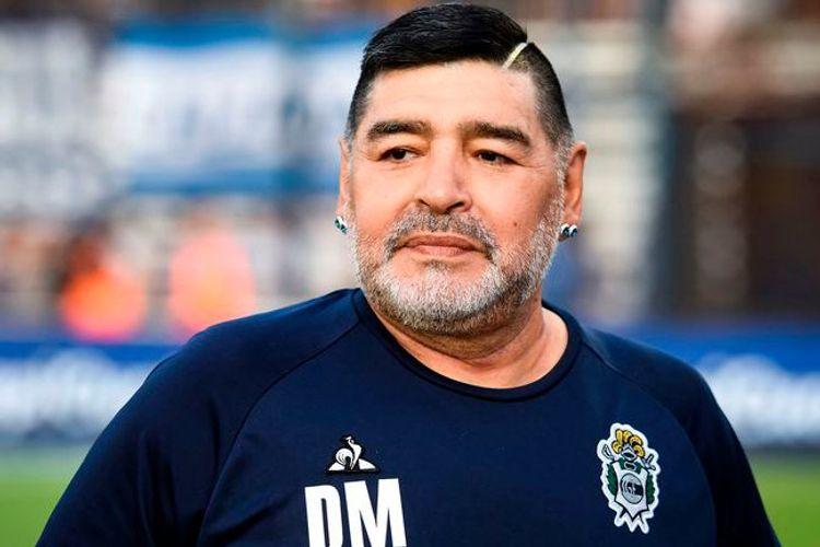 Maradona yenidən xəstəxanaya yerləşdirilib