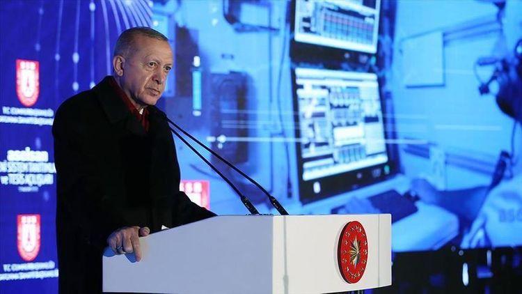 Erdogan vows to boost Turkish defense industry