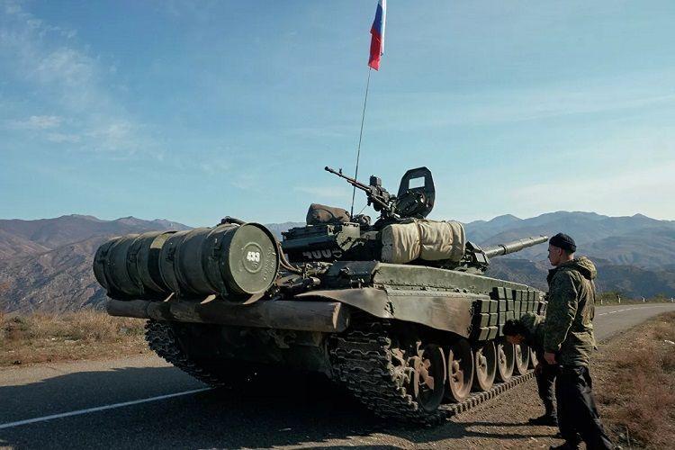Russian peacekeepers have entered Khankendi
