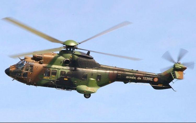 При крушении вертолета в Египте погибли восемь миротворцев