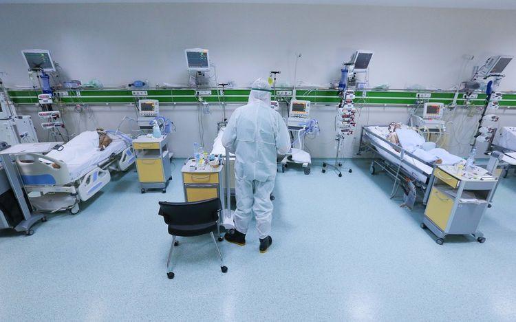 В Москве умерли 70 пациентов с коронавирусом