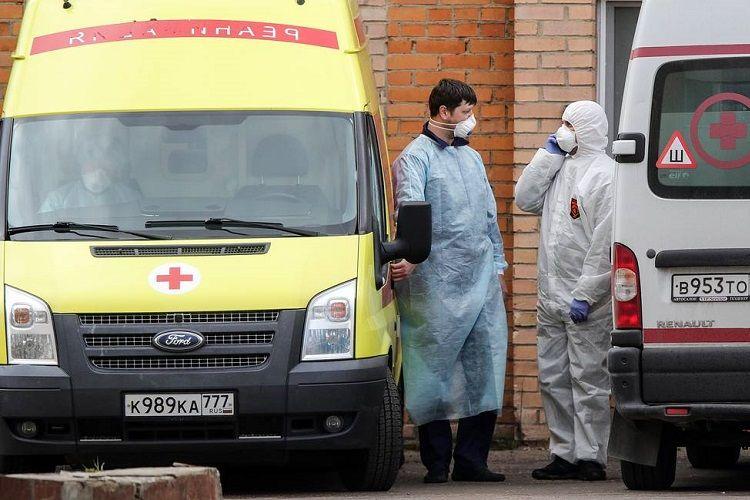 Moskvada son sutkada 5997 nəfər COVID-19-a yoluxub, 70 nəfər bu virusdan ölüb