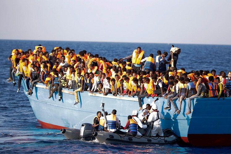 Liviya sahillərində miqrant gəmisi batıb, 74 nəfər ölüb