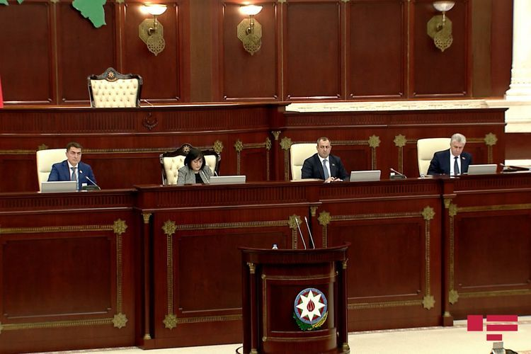 Azerbaijani Parliament
